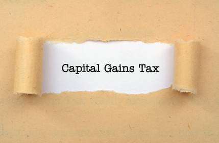 Capital gain tax
